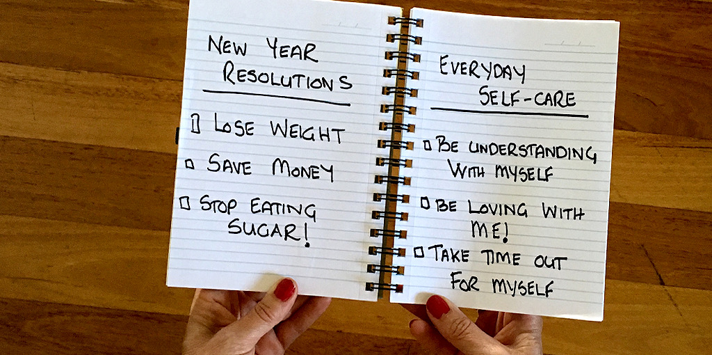 New Year's resolutions or true and lasting change?