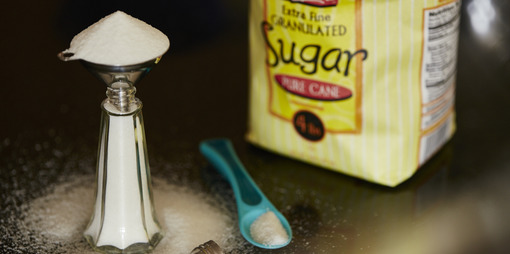 Sugar in salty food – piquant flavour or dastardly mix? - thumbnail version