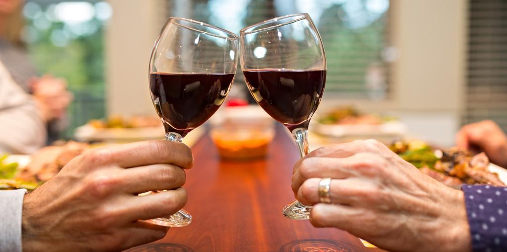 Alcohol – friend or foe?