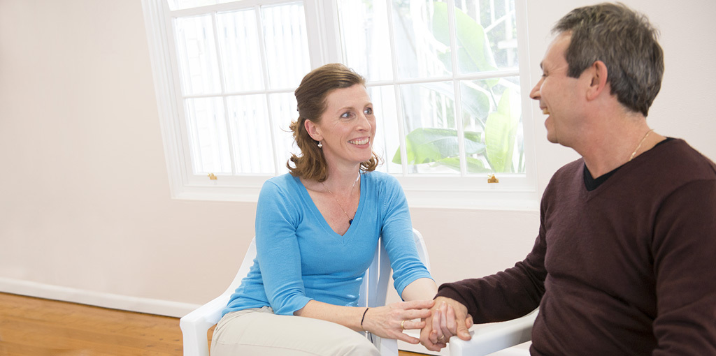 Couples Therapy – Part 3 - Don't hold back!