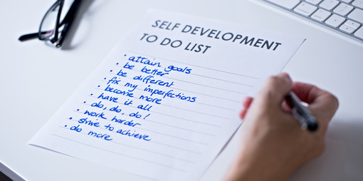 Self-worth and self-development – does it work? - thumbnail version