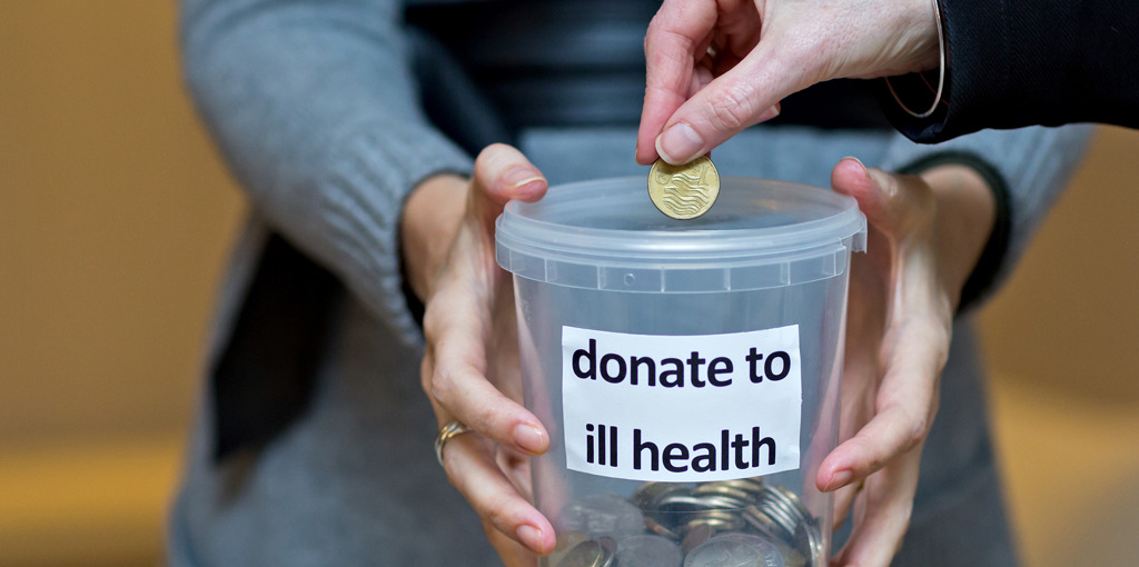 The contradiction of the work of some charities