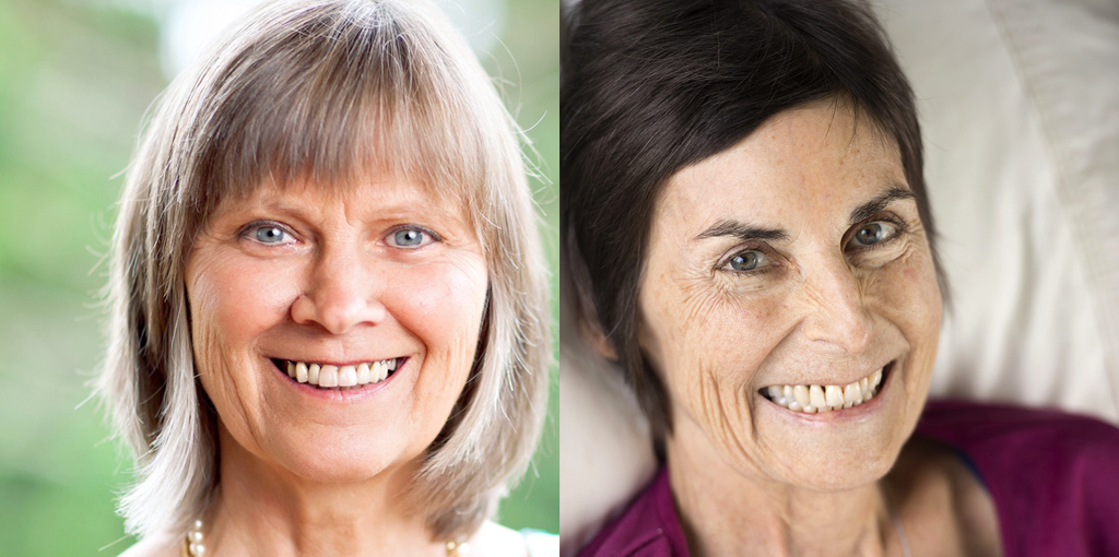 Judith McIntyre and Ingrid Langenbruch – The record of a beautiful friendship