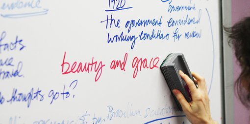 Beauty and grace in academia:  Where has it gone? - thumbnail version