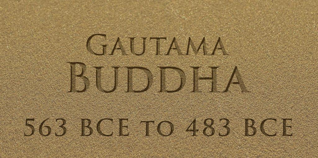 Siddhartha Gautama – The Buddha – The Awakened One