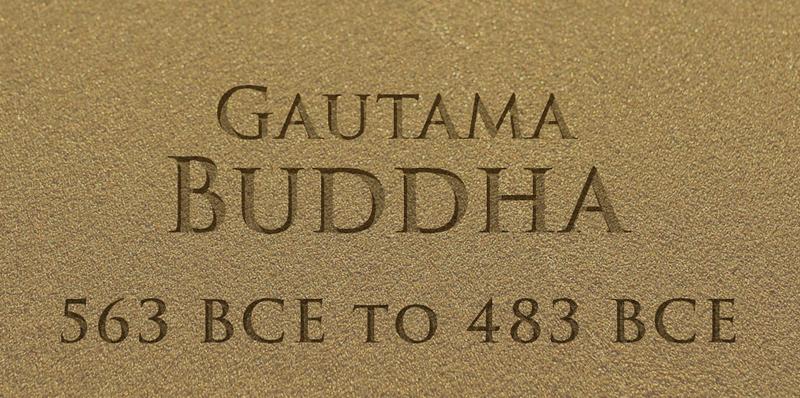 Siddhartha Gautama – The Buddha – The Awakened One - thumbnail version
