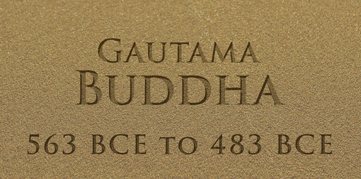 Siddhartha Gautama – The Buddha – The Awakened One - thumbnail version