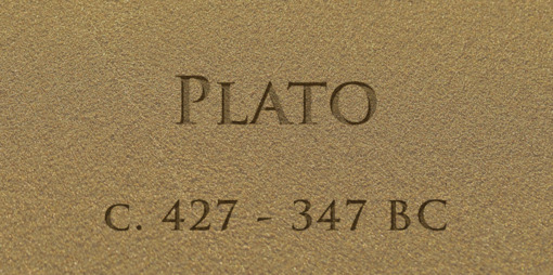 Plato – Philosopher, teacher and student of The Ageless Wisdom - thumbnail version