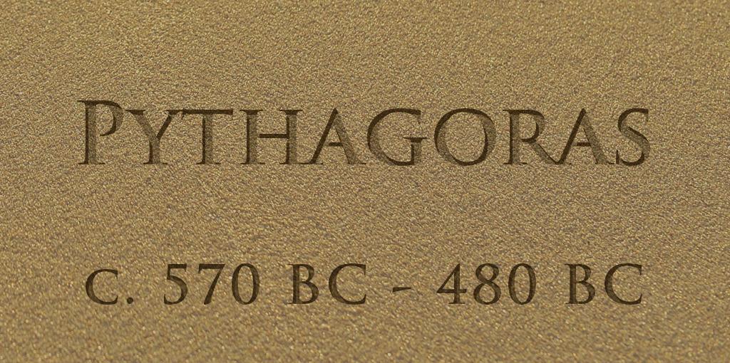 Pythagoras – Philosopher, Mathematician, and Teacher of the Ageless Wisdom