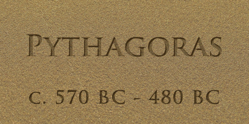 Pythagoras – Philosopher, Mathematician, and Teacher of the Ageless Wisdom - thumbnail version