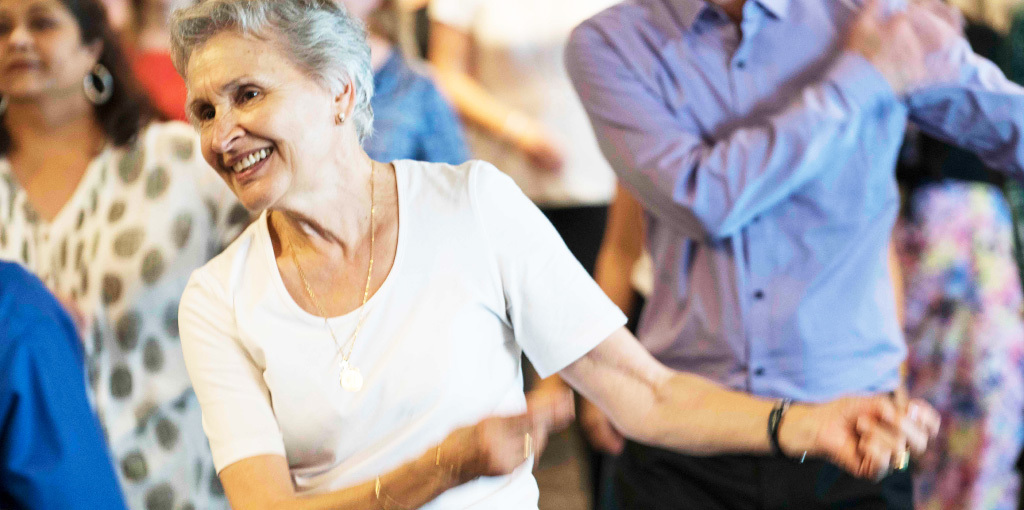 Healthy Ageing is Active Ageing, taking responsibility for our health as we grow older.