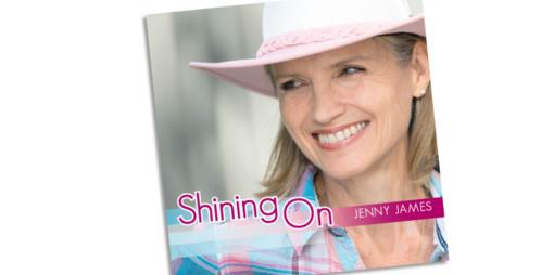 Jenny James – 'Shining On' album review - thumbnail version