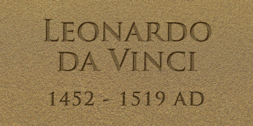 "The Lineage of the Ageless Wisdom;  ""Leonardo Da Vinci's Greatest Gift"" - thumbnail version"