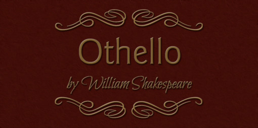 Shakespeare's Othello: How does a hero fall? - thumbnail version