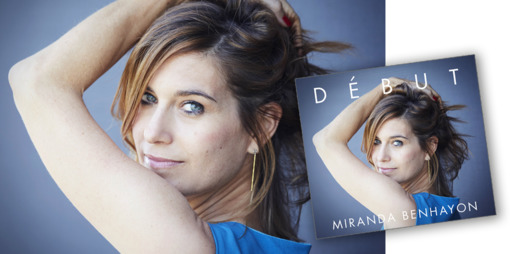 'Debut' – an album by Miranda Benhayon - thumbnail version