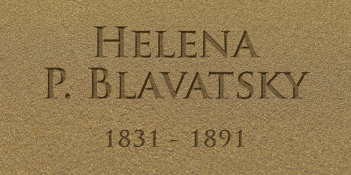 Helena Blavatsky – Theosophist and bringer of Truth  - thumbnail version