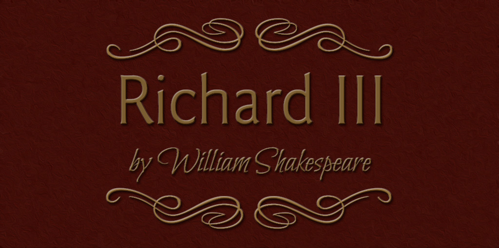 Shakespeare's Richard III and The Winter of Our Discontent – a new take