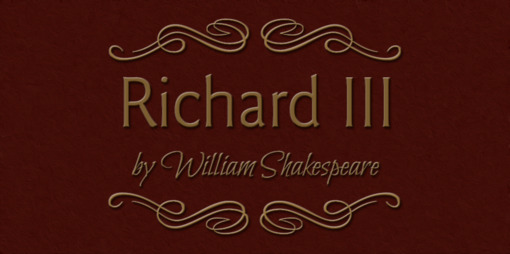 Shakespeare's Richard III and The Winter of Our Discontent – a new take - thumbnail version