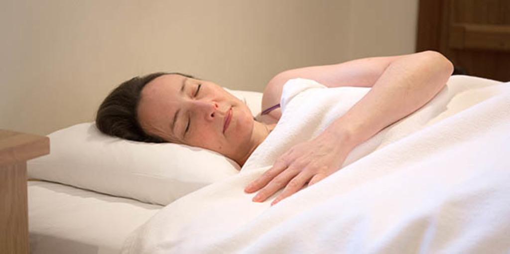 Healthy sleep: It's how I live