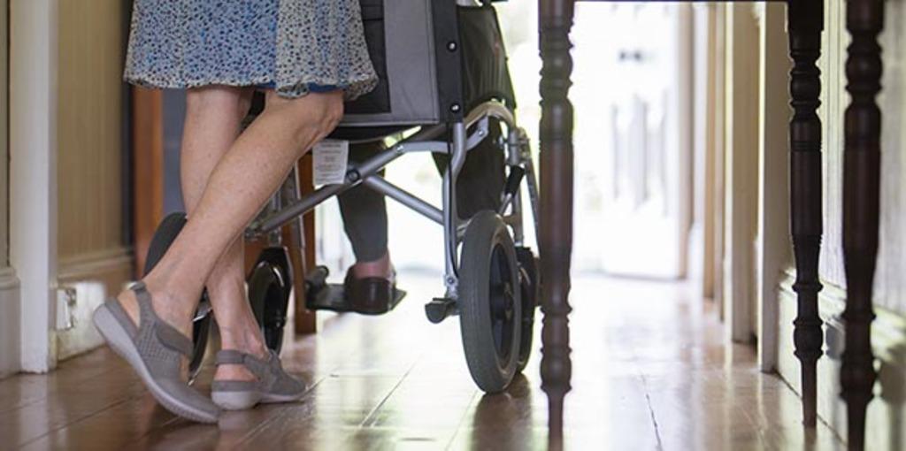Carers need self-care too