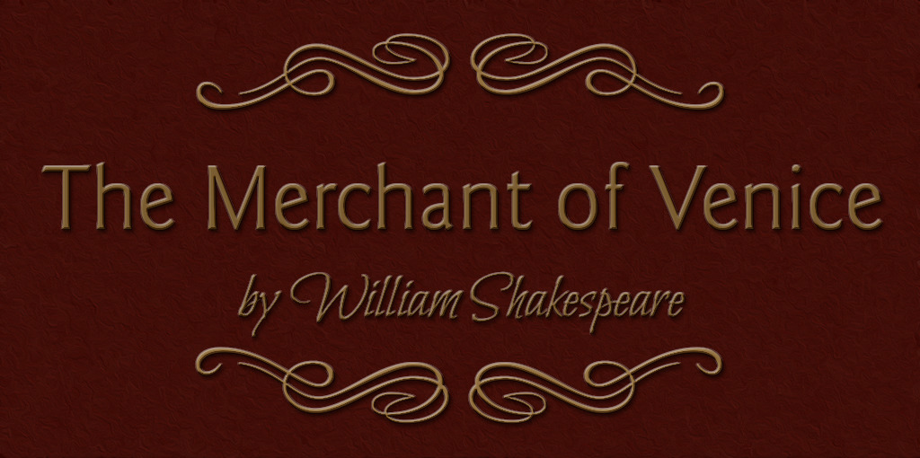 The Merchant of Venice and the ancient grudge