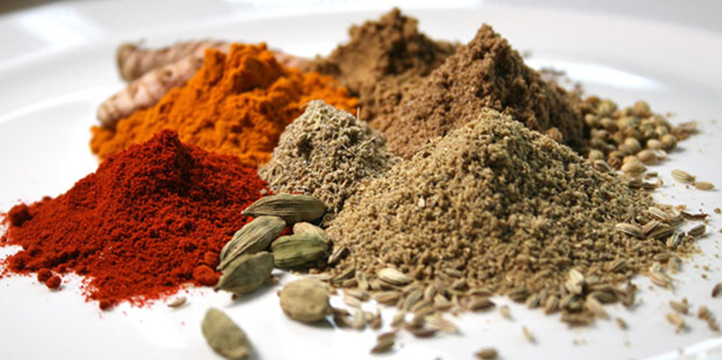 Gluten and dairy free curry powder