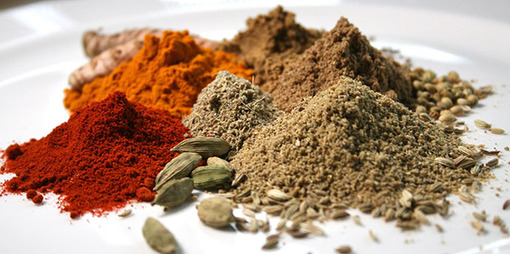 Gluten and dairy free curry powder - thumbnail version
