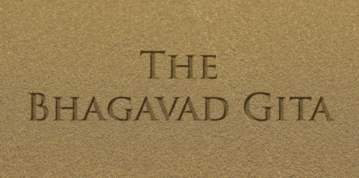The Bhagavad Gita – The Ageless Wisdom in 1800 BC - thumbnail version