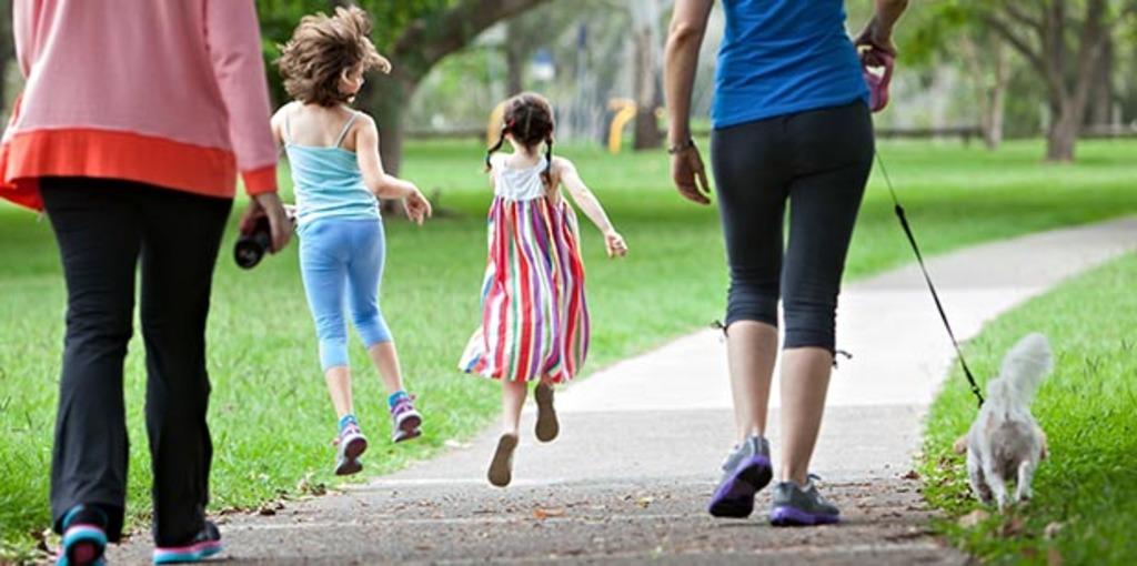 The Joy of Gentle Exercise