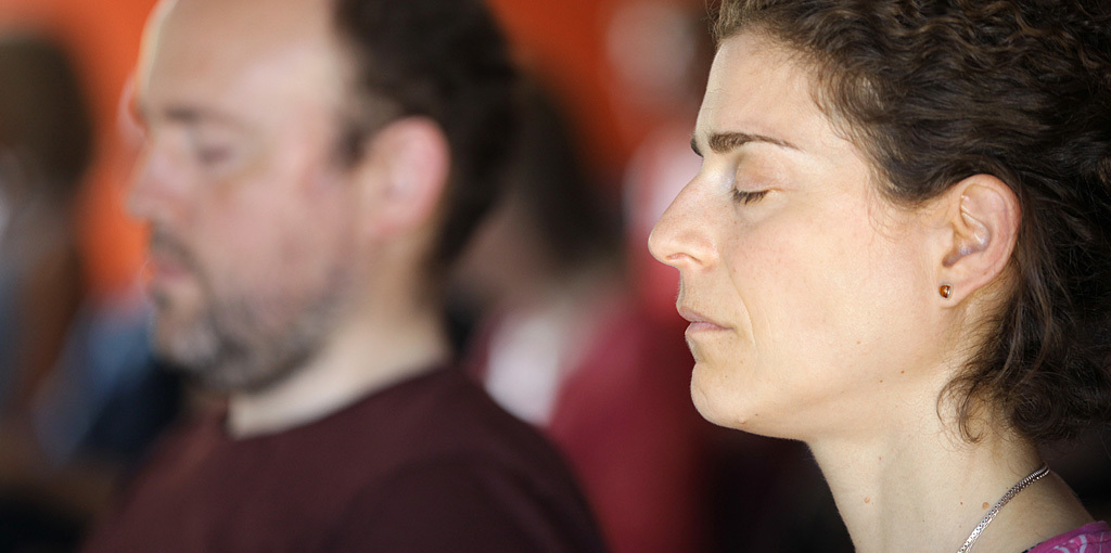 Using the Gentle Breath Meditation to Connect