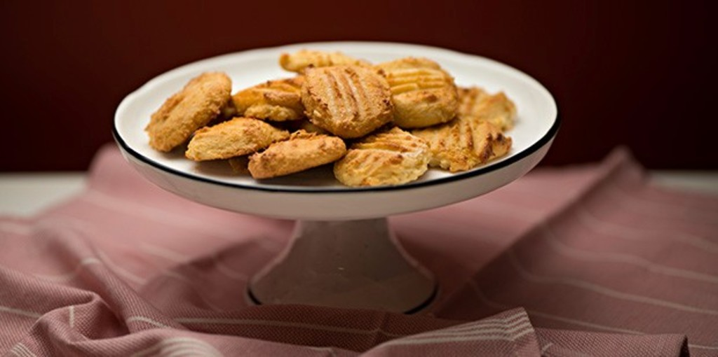 Sweet or Savoury almond cookies