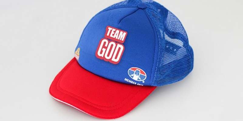 Is the reverence to God in the headwear? - thumbnail version