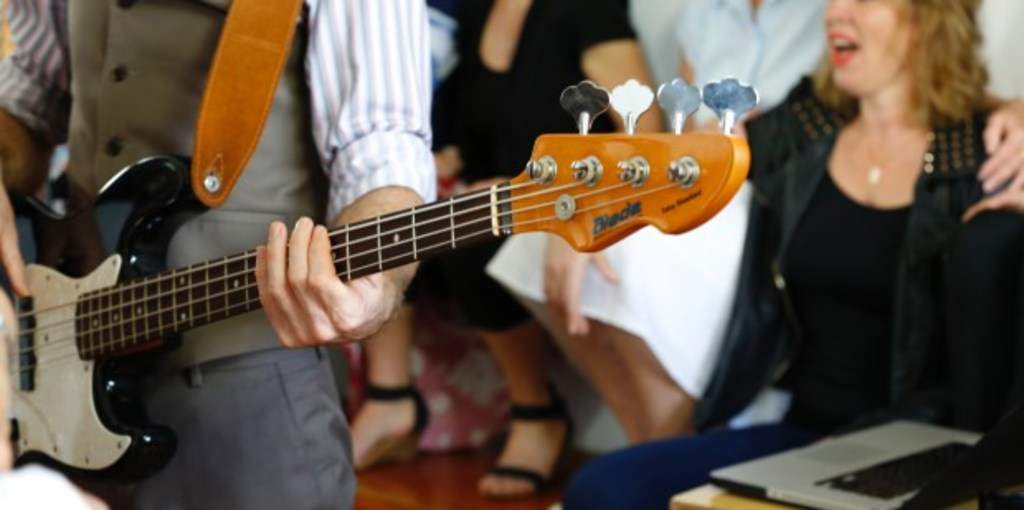 Appreciating the simple gift of music as a musician