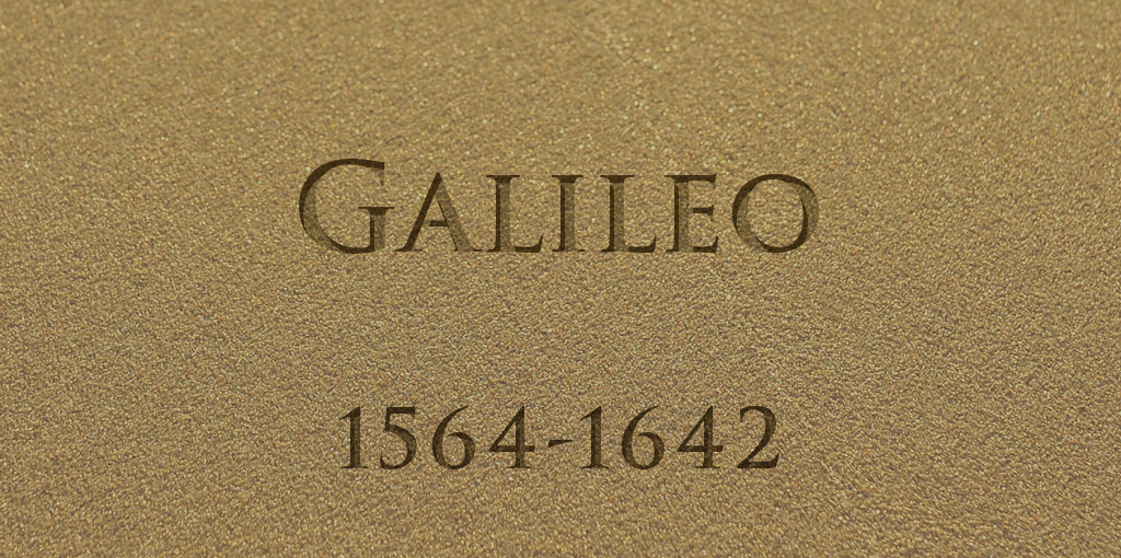 Galileo Galilei, natural philosopher, astronomer and mathematician who made fundamental contributions to science.