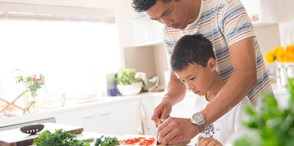Does fatherhood have beliefs around it?