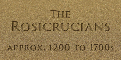The true history of the Rosicrucians - thumbnail version