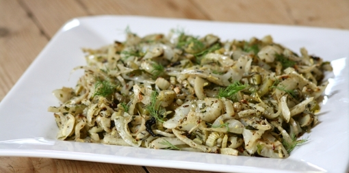 Roasted fennel - thumbnail version