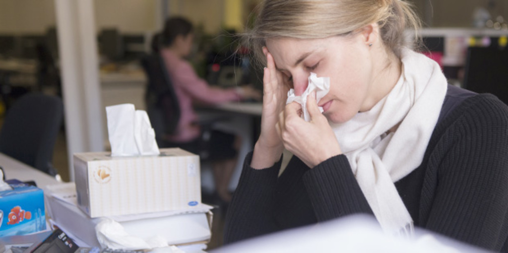 Is there a healthy way to be ill?