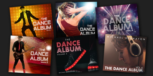 The Dance Albums – Michael Benhayon from GM Records - thumbnail version