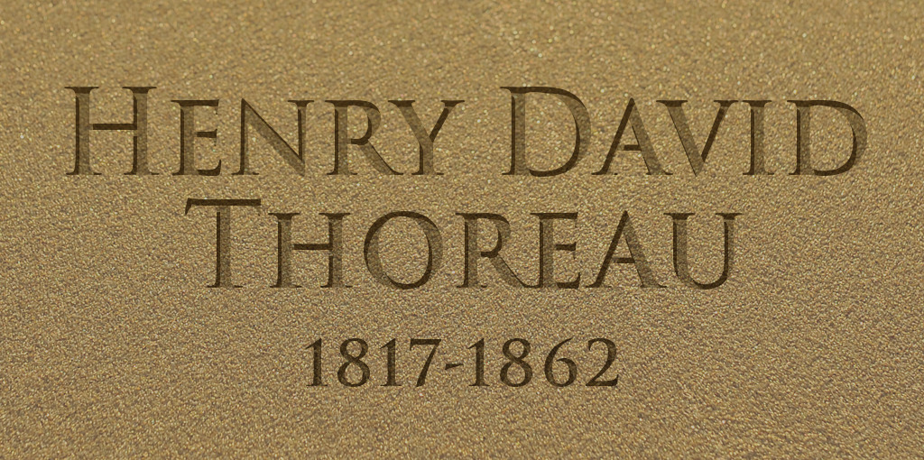 Who is the true Henry David Thoreau?