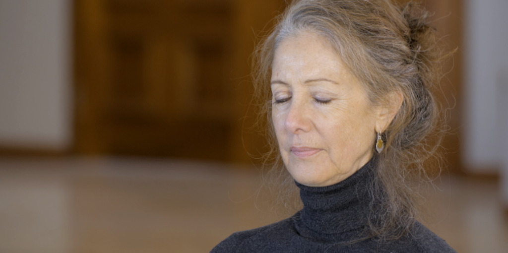 Why we bring conscious presence to the eyes in Esoteric Yoga - thumbnail version
