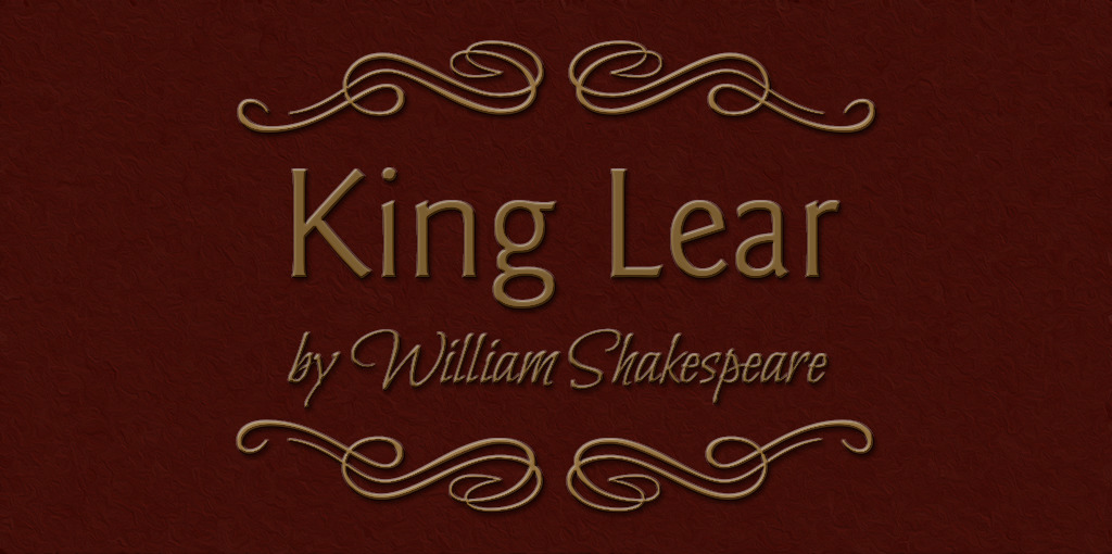 Shakespeare's King Lear:  King Liar and the tyranny of 'Elsewhere Conscious Presence'