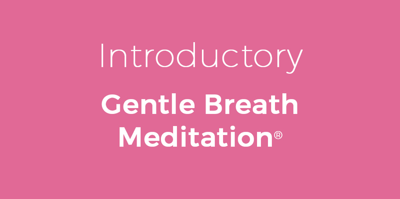 Introductory Gentle Breath Meditation - thumbnail version
