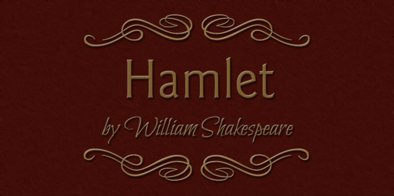 Hamlet  – 'To be or not to be?' That is not the question - thumbnail version