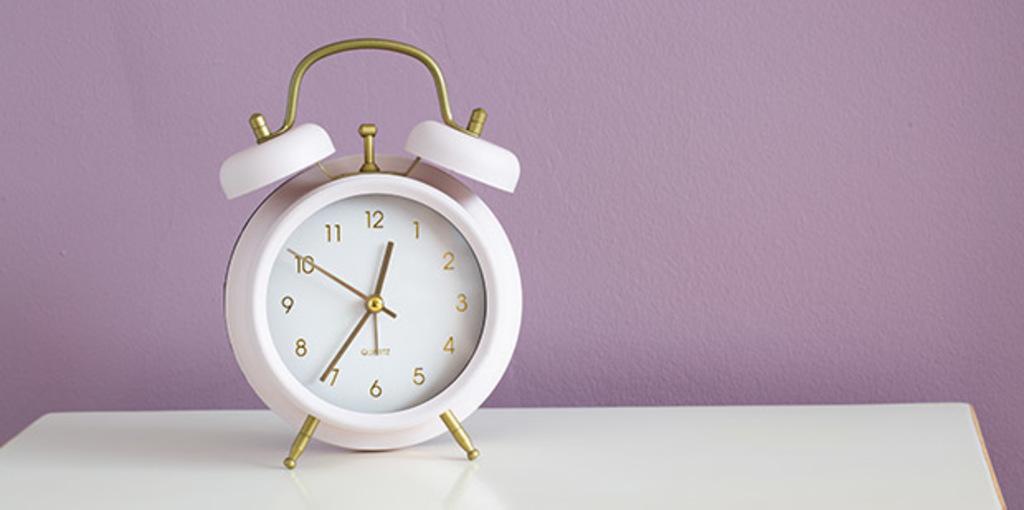 Tick tock tick tock: time = tension
