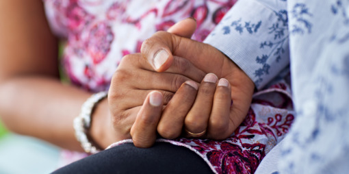 Stillbirth is a difficult subject which can close women off from self-love - thumbnail version