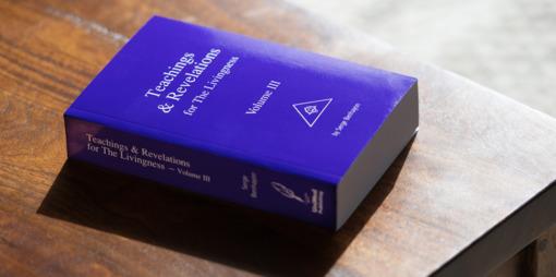 Teachings & Revelations for The Livingness – Volume III - thumbnail version