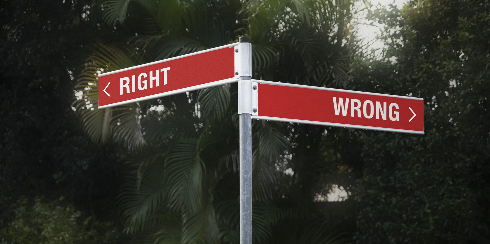 How does being right or wrong impact our lives and relationships?