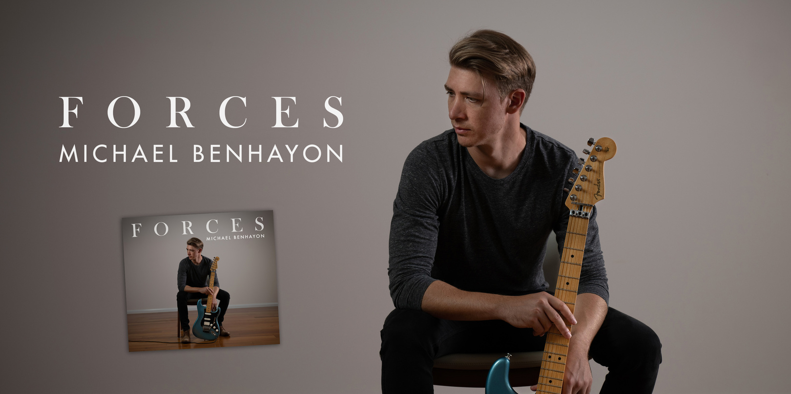 """FORCES"" by Michael Benhayon - thumbnail version"