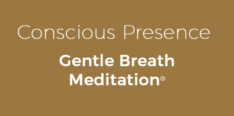 Conscious Presence Gentle Breath Meditation - thumbnail version